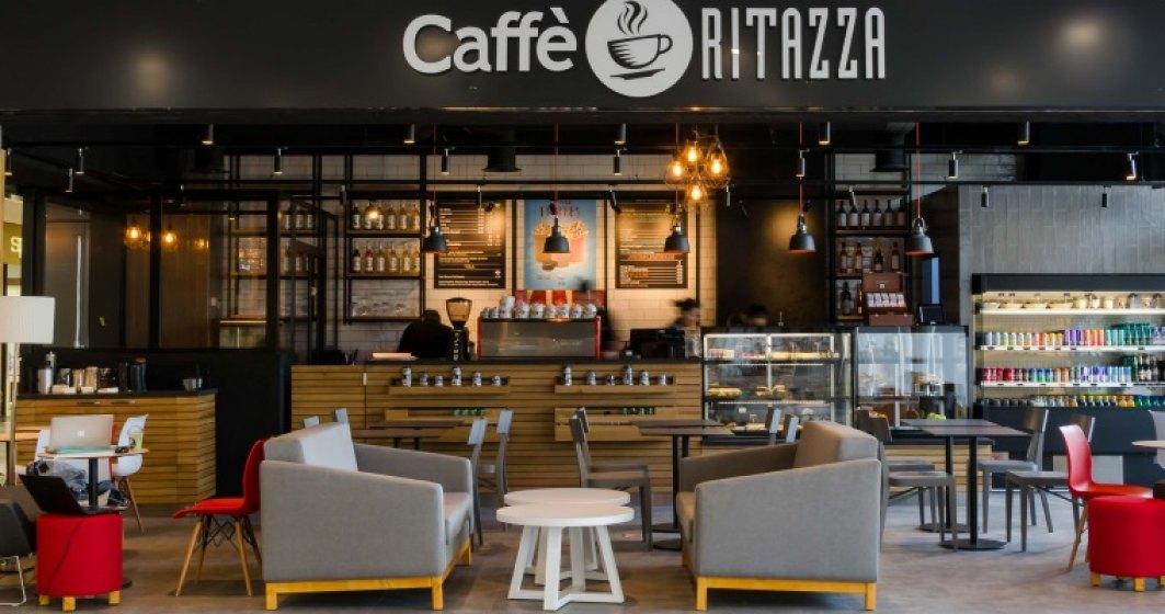 Britanicii de la SSP deschid primele cafenele Ritazza in Romania