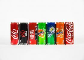 Românii consumă mai puține răcoritoare cu conținut de zahăr decât media UE