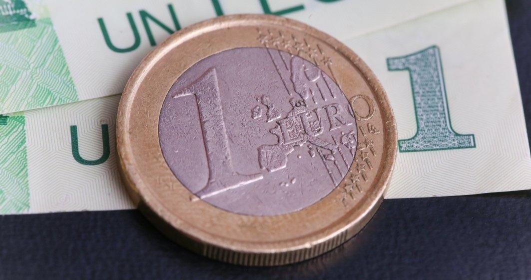 Euro ajunge la un nou maxim istoric: care este cursul afişat de BNR