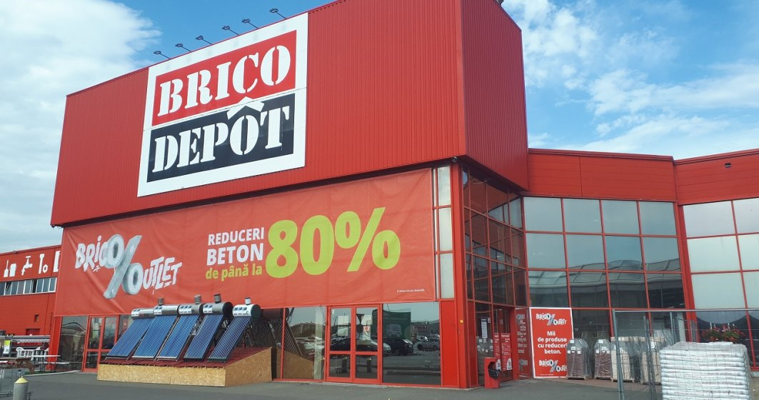 Brico Dépôt a deschis primul outlet al unui retailer DYI în România