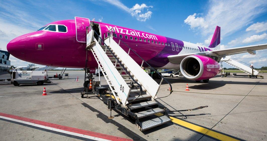 Wizz Air anunţă că, începând cu data de 1 mai, va implementa măsuri adiţionale de igienă