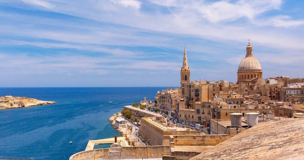 Malta a inclus România în zona roșie. De ce acte este nevoie pentru a intra în această țară