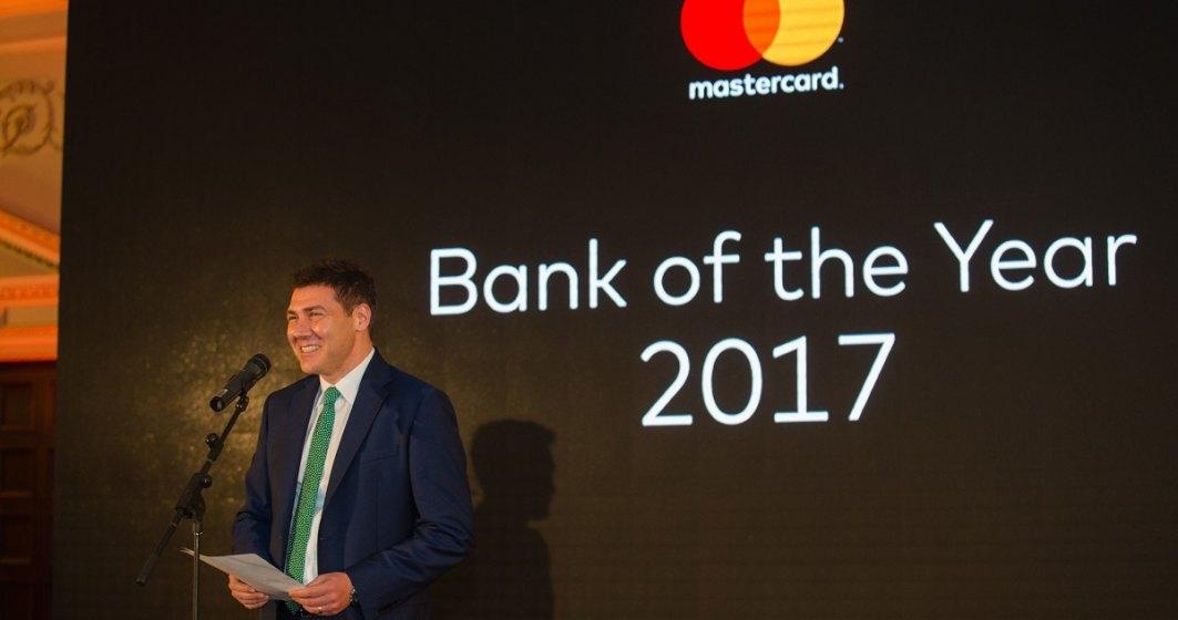 Cosmin Vladimirescu, Mastercard Romania: Premiem nu doar bancile care inoveaza, dar si cele care isi asuma rolul de a creste incluziunea financiara