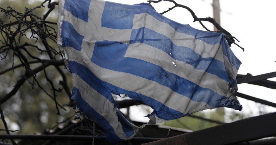 Incendii in Grecia: Doua aeronave MApN au plecat pentru sprijin in cazul dezastrului de langa Atena