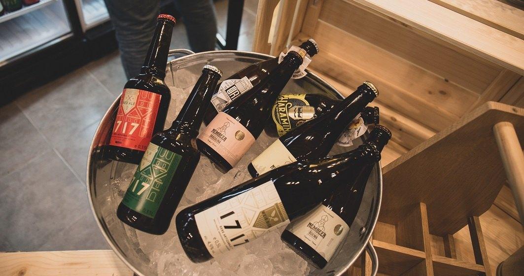 The Beer Institute deschide al doilea magazin cu bere artizanala