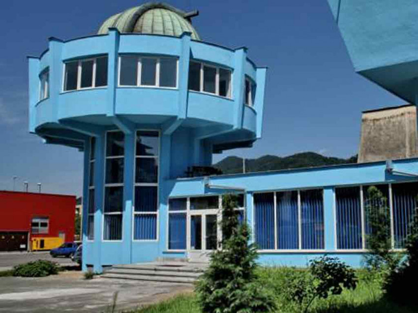 Planetariu Baia Mare
