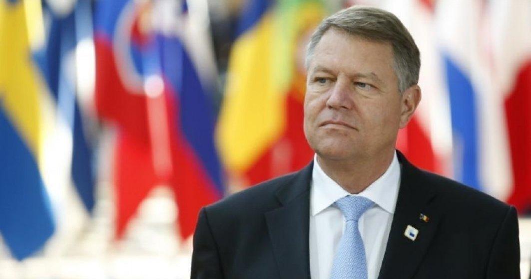 Klaus Iohannis va avea consultări cu partidele pentru desemnarea unui nou premier
