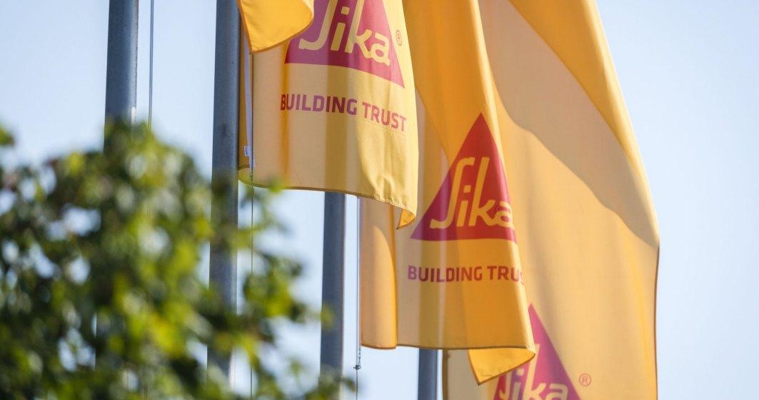 Sika vrea sa deschida o noua fabrica in Romania si mizeaza pe o crestere de cel putin 10% in acest an