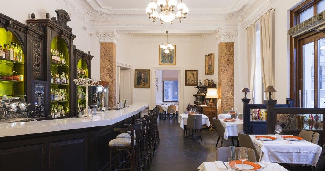 Bistro Ateneu si Le Bistrot Francais fuzioneaza. Noul restaurant creat se va aproviziona din gradina propriului conac