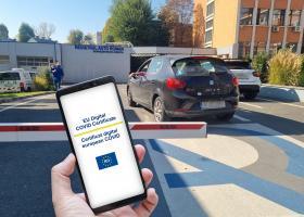 Șoferii vor putea intra la RAR doar în baza certificatului verde