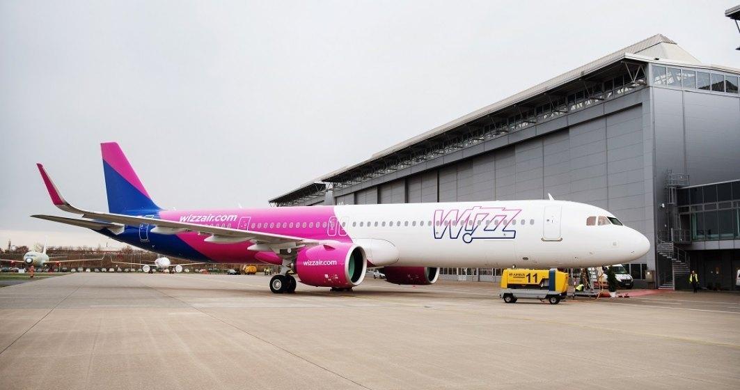 COVID-19 | Wizz Air va suspenda toate operațiunile de la bazele din Timișoara, Craiova și Sibiu