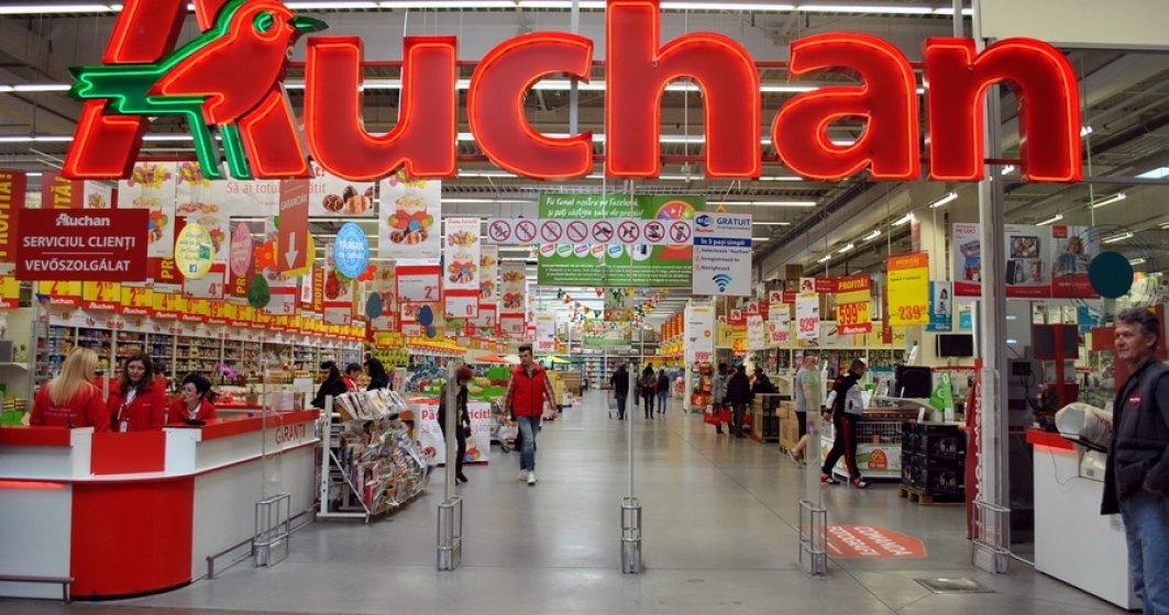 Auchan deschide încă un restaurant: cum arată și ce mâncare poți comanda