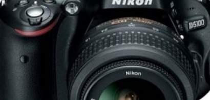 Noul Nikon D5100, cu ecran rabatabil si filmare Full HD