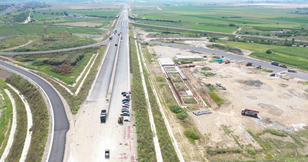 Lotul 2 al autostrăzii Sebeș - Turda este aproape gata