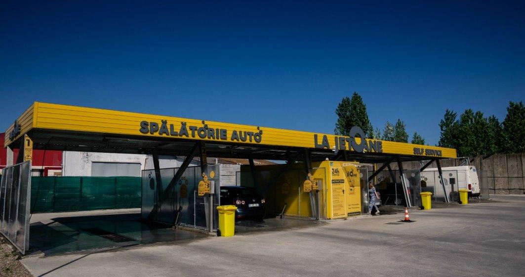 (P)La Jetoane, spalatoria auto self-service se extinde in sistem de franciza