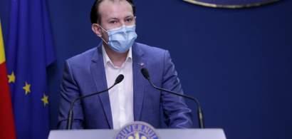 Florin Cîțu: Voi rămâne ministru interimar al Finanțelor timp de 45 de zile