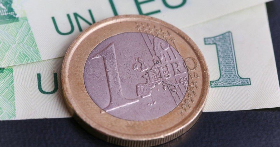 Curs BNR: Leul se intareste in fata euro
