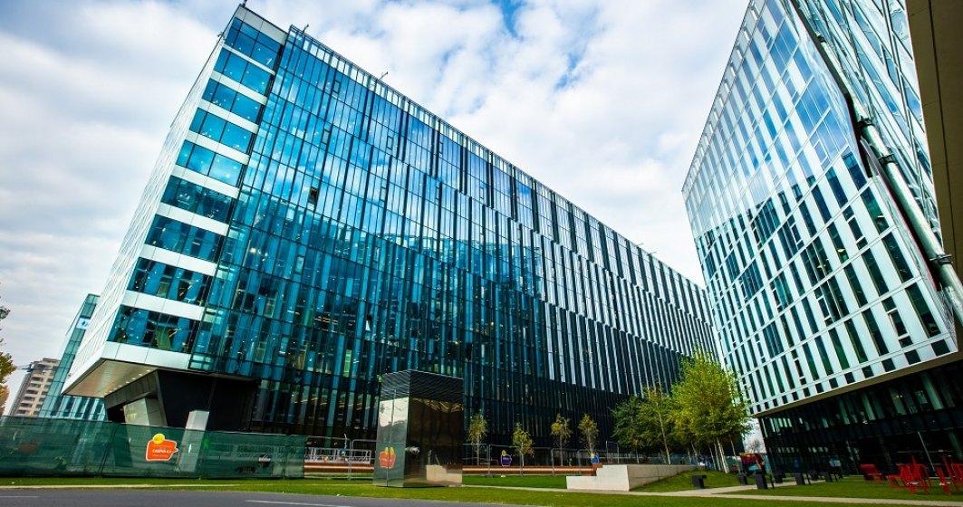 Skanska vinde două clădiri de birouri în București pentru 97 mil. de euro