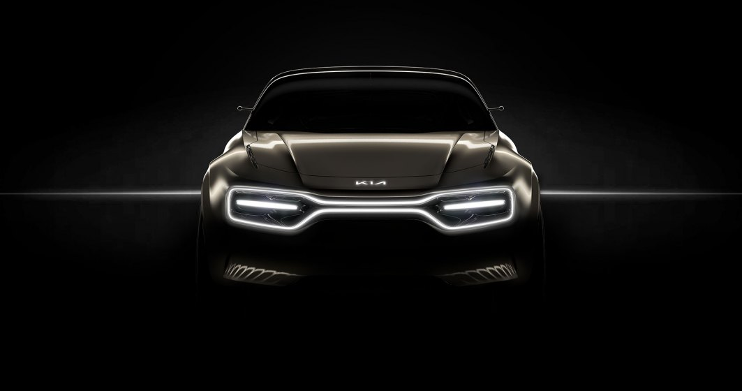 Kia prezinta la Geneva un nou concept car electric
