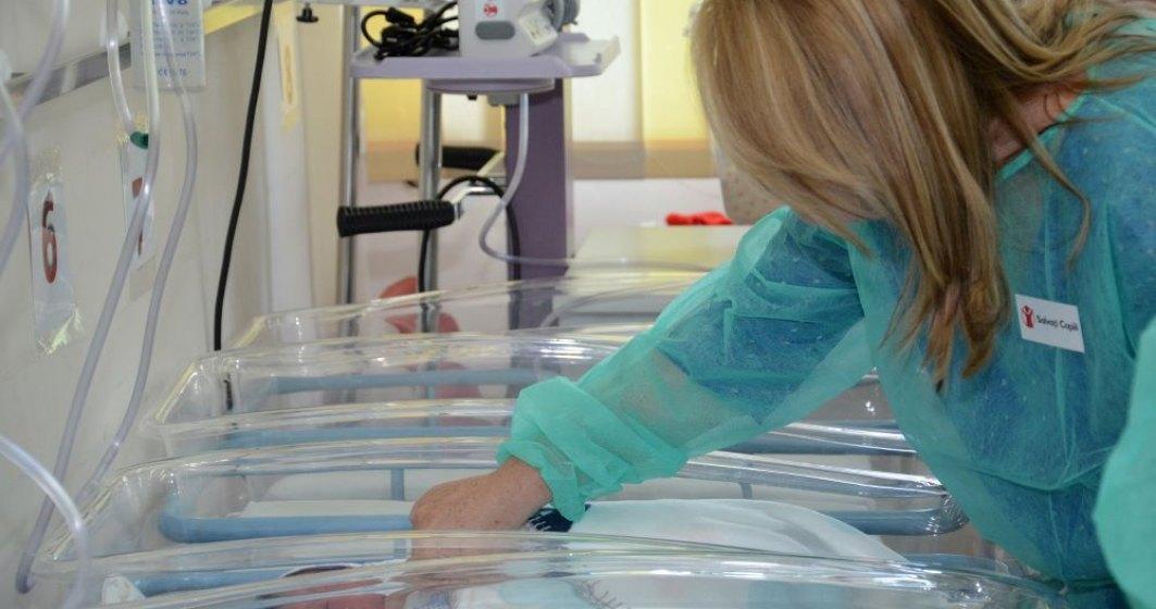 Cum a afectat pandemia de COVID-19 maternitățile: e nevoie de mai multe incubatoare și de personal