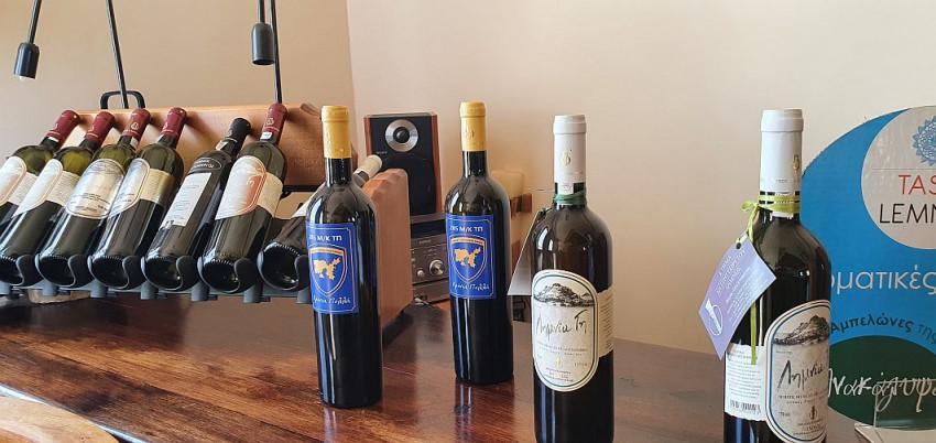 Chatzigeorgiou vin Lemnos