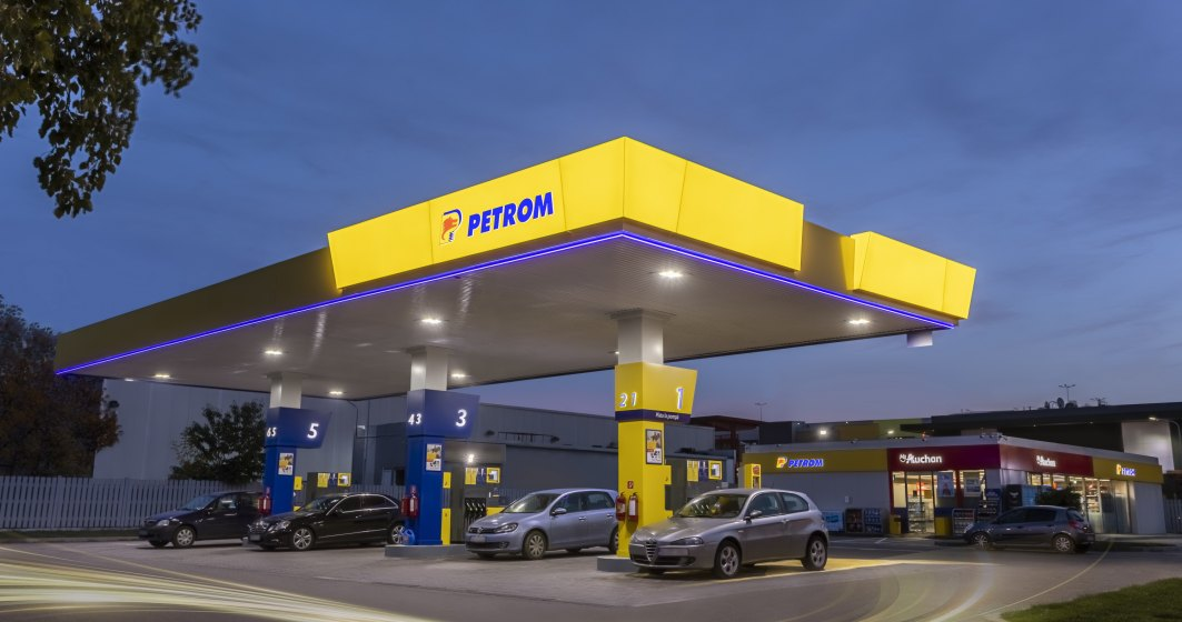 OMV Petrom ainaugurat prima stație modernizată din rețeaua Petrom