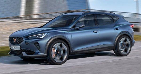 Cupra lanseaza conceptul Formentor: SUV-ul diviziei de performanta are un...