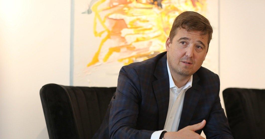 Ondrej Safar, noul CEO al CEZ Romania. Grupul a inregistrat profit in 2017, dupa ce in 2016 a avut pierder