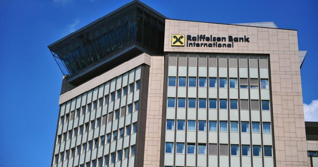 Profit mai mare cu 14% pentru Raiffeisen Bank International in 2018, alimentat in special si de evolutia operatiunilor din Romania