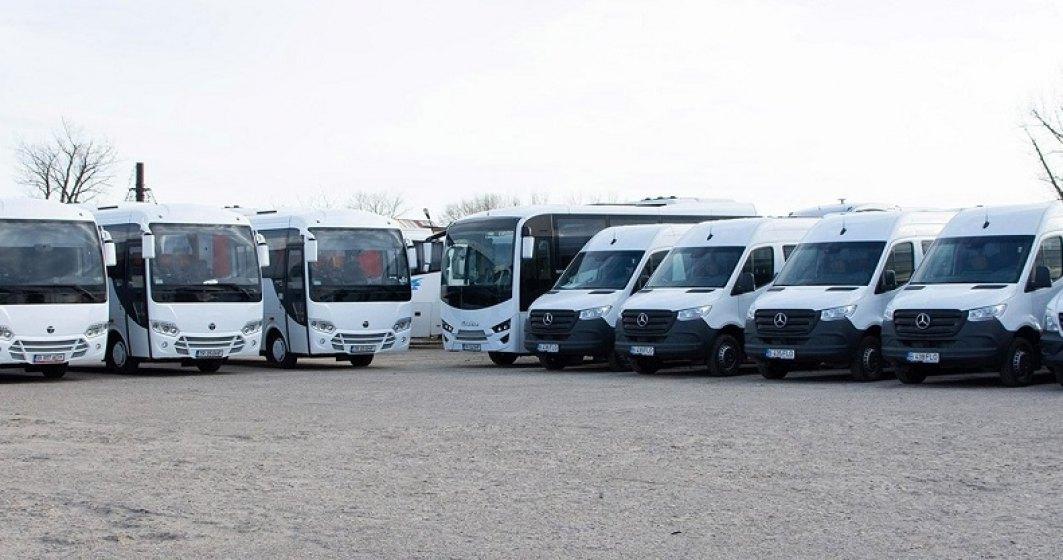 (P) Închirieri microbuze și autocare în București alături de Transcar