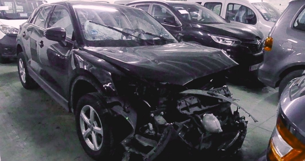 Studiu: Istoricul de daune al masinilor second-hand dezvaluie mai mult de 3 daune per masina