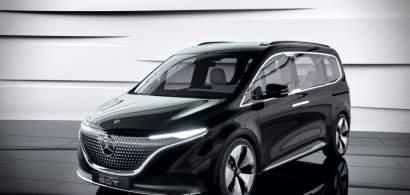 Conceptul Mercedes-Benz EQT a debutat oficial