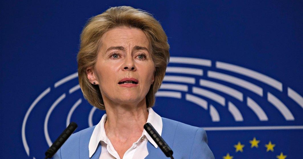 """CORONAVIRUS   Comisia Europeană vrea """"restricţionarea"""" călătoriilor """"non-esenţiale"""" spre UE pentru 30 de zile"""