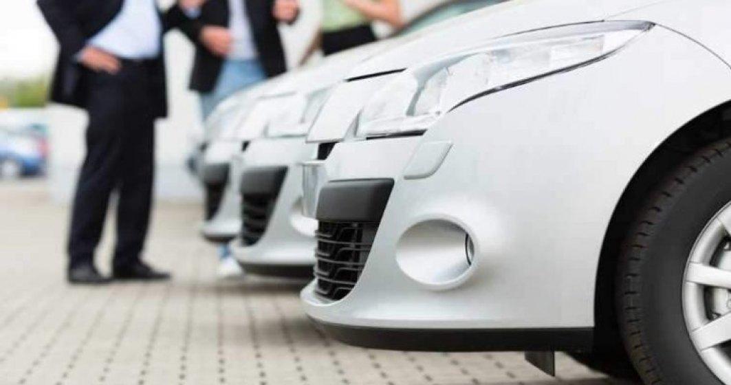 Scădere semnificativă a înmatriculărilor de autovehicule în ianuarie