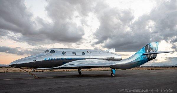VIDEO  Cum arată cea mai nouă aeronavă cu care am putea vizita spațiul