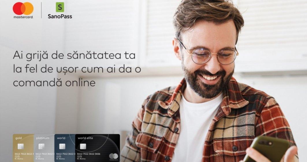 Parteneriat dintre SanoPass și Mastercard  PODCAST