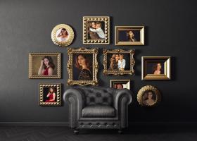 Un studio boutique cu creație fotografică contemporană în inima aristocrației...
