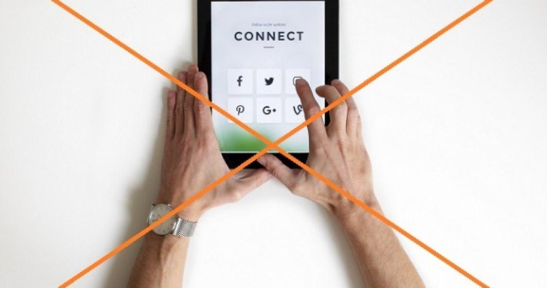 Ce am invatat dupa (alte) 30 de zile de deconectare de la Facebook, LinkedIn si Instagram
