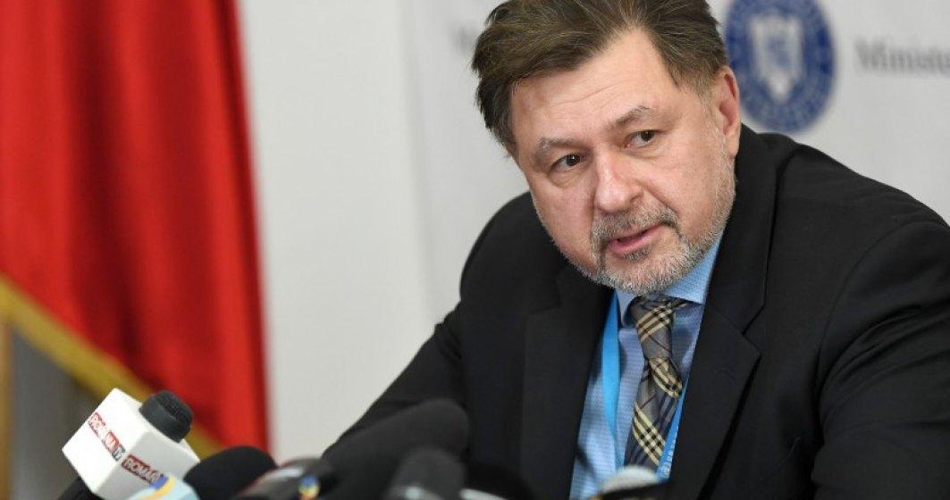România are cea mai mare rată a deceselor COVID din UE, raportate la populație. Explicațiile lui Alexandru Rafila