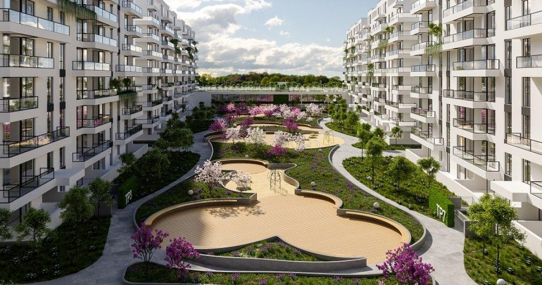 Tomis Park Constanța intră în a treia etapă de dezvoltare - ansamblul va ajunge la 700 de apartamente