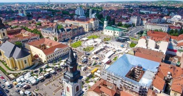Oradea a avut, in 2018, cea mai mare crestere procentuala a numarului de...