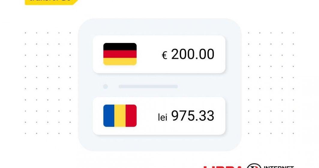 Parteneriatul dintre TransferGo și Libra Internet Bank dă clienților posibilitatea de transferuri de bani instant către familiile lor din România