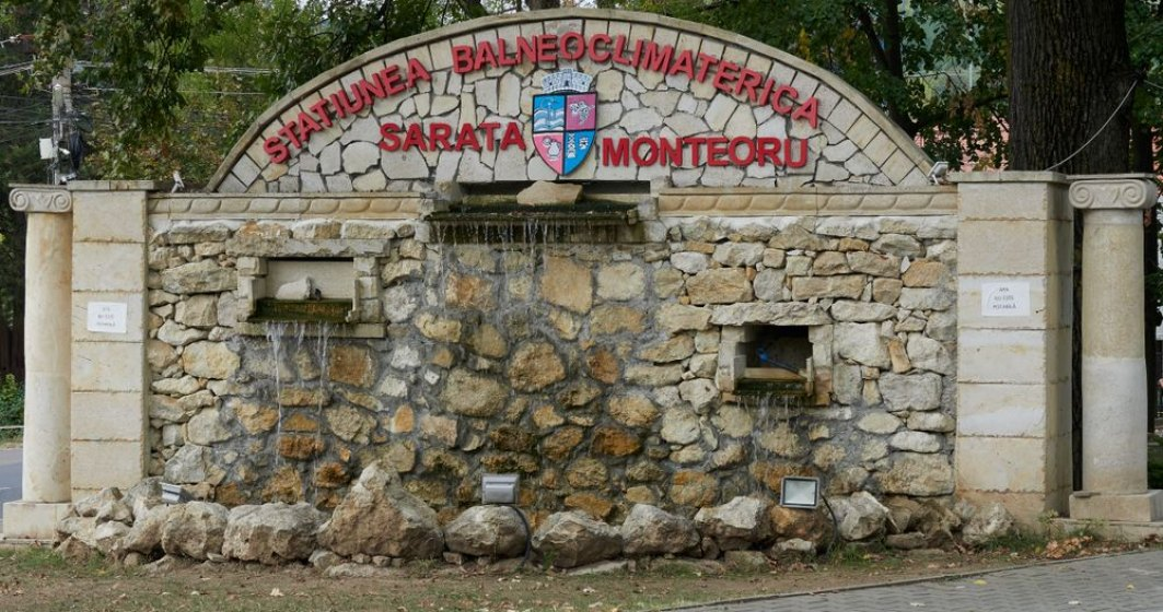 CJ Buzau construieste un parc balnear in statiunea Sarata Monteoru