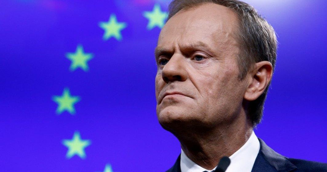 """Seful Comisiei Europene: Brexitul va face din Marea Britanie un """"jucator de mana a doua"""""""