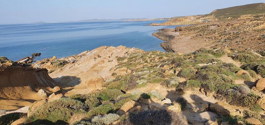 capul Falakro Lemnos Grecia