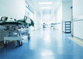 Un singur pat liber la ATI COVID în spitalele din România