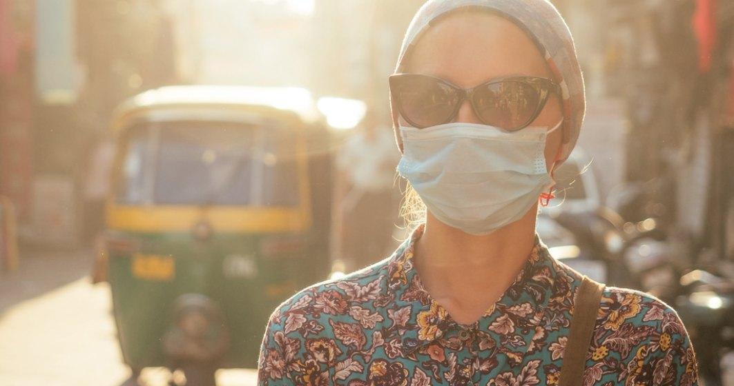Țara care închide școlile din cauza poluării