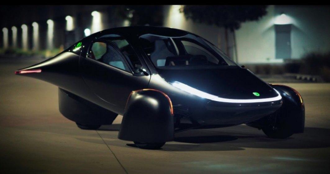 Un start-up american vinde mașini electrice care nu trebuie încărcate niciodată