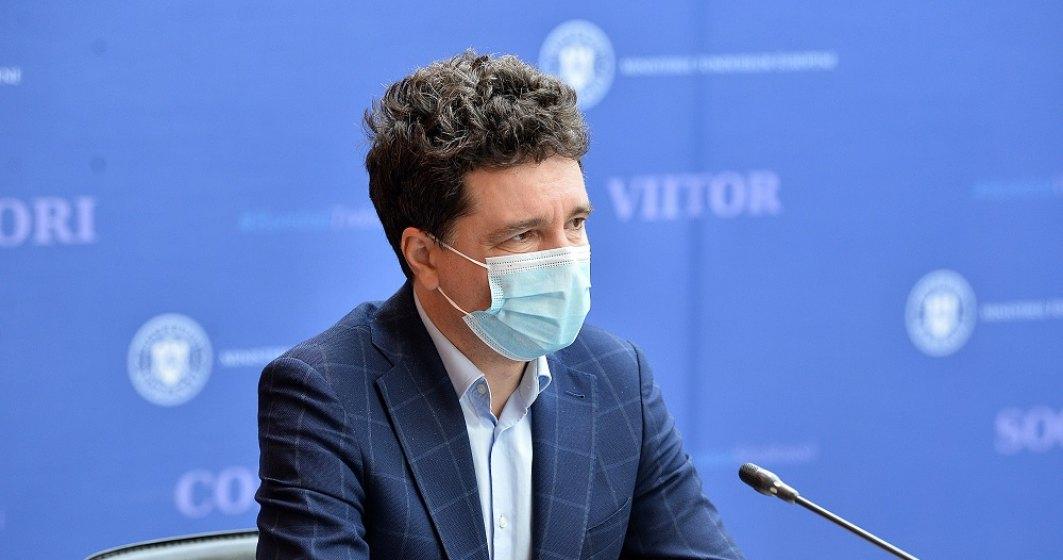Nicușor Dan: Marius Coaje înlocuit de la conducerea Administrației pentru Consolidarea Clădirilor