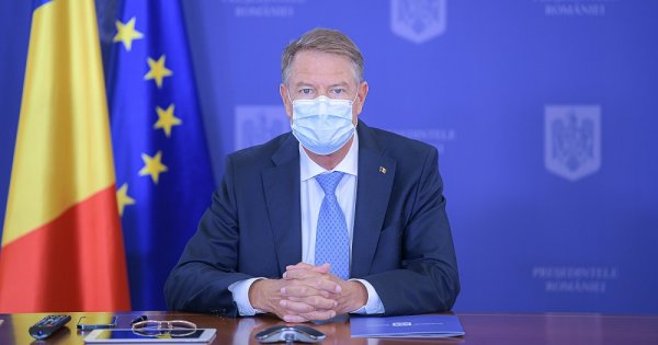 Klaus Iohannis: Am decis sa convoc mâine o sedință cu cei care au gestionat...